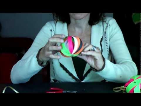 Adorno para fiestas - Bola (Facil)
