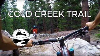 Rock Jibbin - Cold Creek Trail - Mountain Biking South Lake Tahoe, California