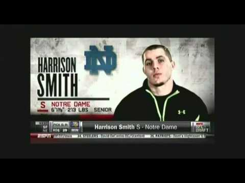 Vikings Draft 2012 Highlights (all 10 picks)