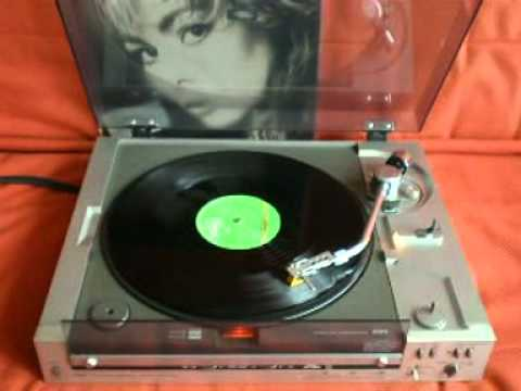 Aiwa D50 Automatic Direct Drive Turntable System Youtube