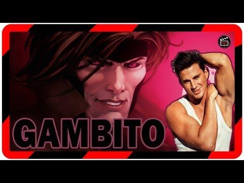 Marvel: Gambito X-Men (2014) II Channing Tatum será Gambito#x-men apocalipsis