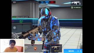 Modern Combat 5 Black Out Çok Oyunculu 5# (FACECAM