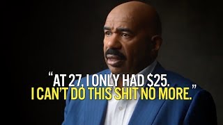 WATCH THIS BEFORE YOU GIVE UP - Steve Harvey Motivational Story