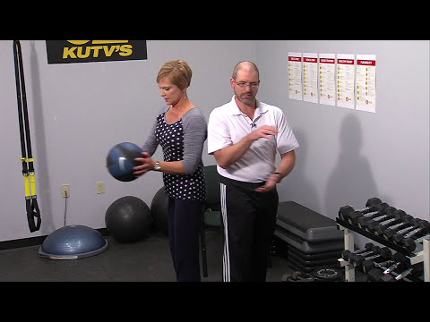 Workout on the Web - Twisting Exercises