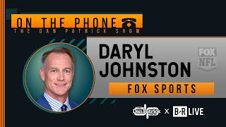 FOX Sports' Daryl Johnston Talks Cowboys-Eagles, 49ers & More with Dan Patrick | Full Interview