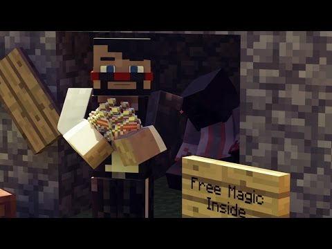KIDNAPPING WAGLINGTON (Minecraft Animation)