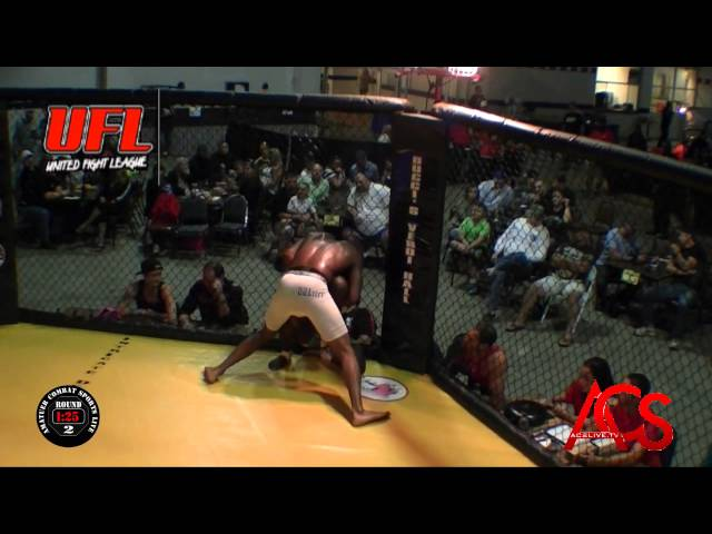 ACSLIVE.TV Presents United Fight League Chin Ankh Vs Will Frost