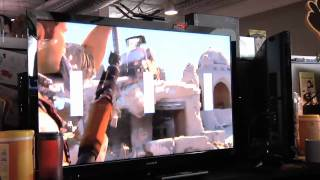 Uncharted 3 Drakes Deception behind the scenes 8min Footage