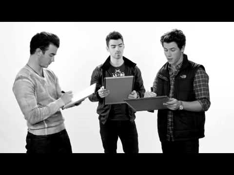 The Jonas Brothers Trivia Game Music Videos