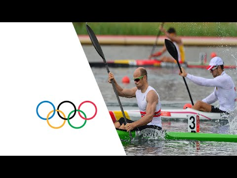 Canoe Sprint Kayak Single (K1) 1000m Men Finals Full Replay - London 2012 Olympic Games