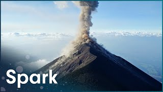 The Slow Moving Volcanos Of Hawaii | Lava Land (Geology Documentary) | Spark
