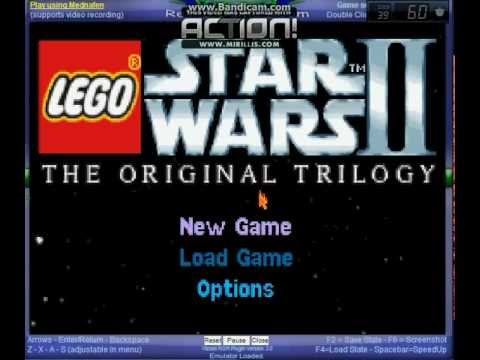 Recenzje Gier Vizzed #1 Lego Star Wars 2 (gba)