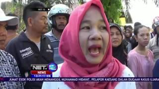 Protes, Warga Tutup SMAN 2 Jambi  - NET 12
