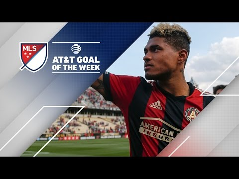 AT&T Goal Of The Week | Vote For The Top Goals (Wk 3)