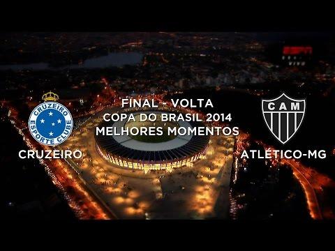 Melhores Momentos - Cruzeiro 0 x 1 Atlético-MG - Copa do Brasil - 26/11/2014