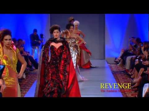 Amal Sarieddine ~ Couture Fashion Week (Sept. 2011)
