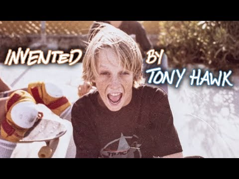 How Many Tricks Did Tony Hawk Invent?