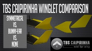 [TIPS&TRICKS] TBS Caipirinha Winglet Comparison