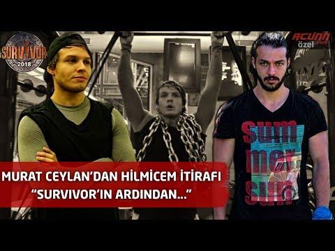 Survivor 2018 | All Star Murat Ceylan Survivor'a nasıl hazırlanıyor?