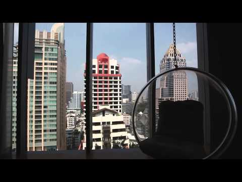 Luxury 2 bedrooms condo in new residence Silom/Saladaeng area