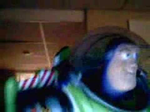 Buzz Lightyear on Command!