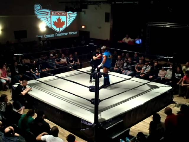 ECCW presents CHAO DOWN [04/12/2014 - Vancouver]