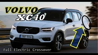 2019 Volvo XC40Crossover - Full Electric