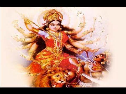 Ayi Giri Nandini Shri Kalika Astavanam Full Song By Anuradha...