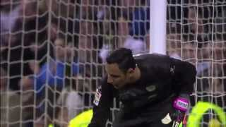 Real Madrid: Simplemente Keylor Navas HD