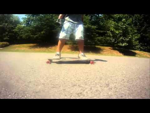 Longboarding: Can't Stop