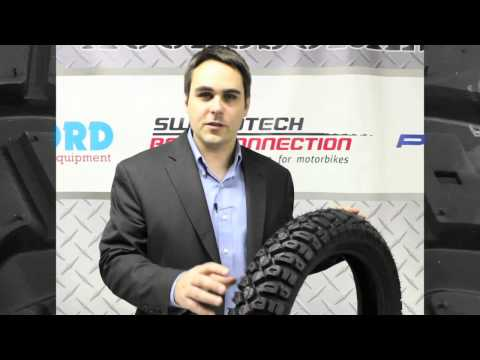 Popular tires for your Kawasaki KLR650 and Suzuki DR650