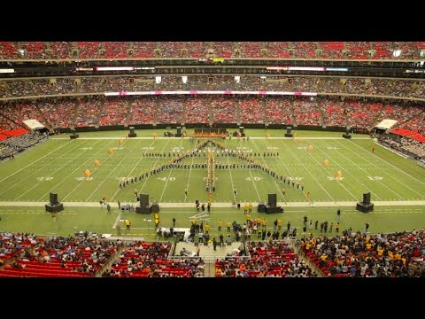 "NC A&T - ""The Fire Show"" (Honda BOTB) 1.24.2015"