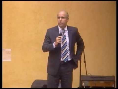 Domingo Noite 28.07.2013 - Pr. Claudio Duarte - O Que Fazer Nos Momentos de Crise