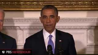 President Obama Makes Statement After Tornados Rip Through Oklahoma