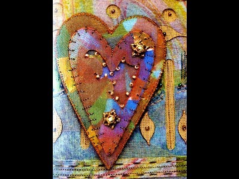 Textile techniques - Fusing Fabric with Margaret Beal