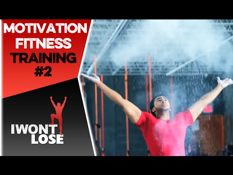Motivation Fitness Training - @ADAMwontLOSE Part 2