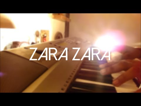 Zara Zara Mehekta Hai Piano Cover By: Divyae Sherry