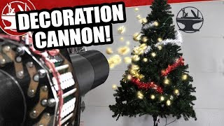 Decorating a Christmas Tree in 30 SECONDS!