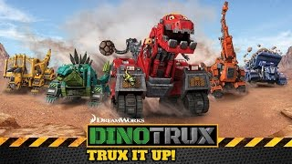 Official Dinotrux: Trux It Up! (by Fox and Sheep GmbH) Launch Trailer (iOS / Android)