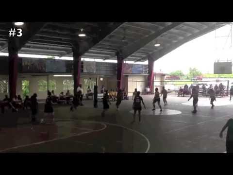 Tafuna High School: Sharmaine Fuimaono Volleyball Highlights