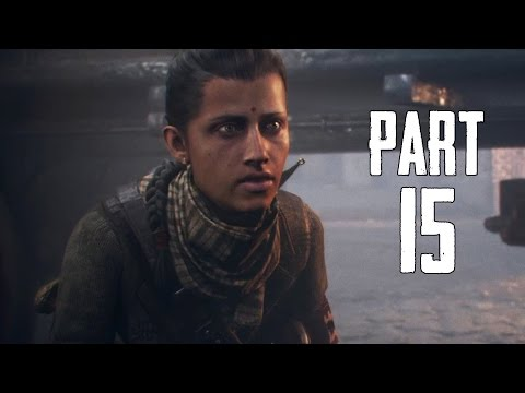 The Order 1886 Gameplay Walkthrough Part 15 - The Dry Docks - Chapter Mission 9 (PS4)
