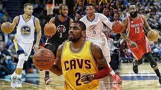 Top 50 Crossovers of NBA 2016-17 Season