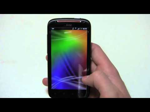 Video: HTC Sensation XE Review Part 1