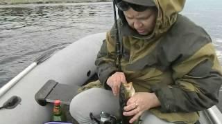 рыбалка на чуне имандра