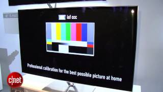 Panasonic's flagship ZT60 is an impressive flat-panel TV