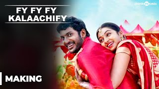 Download Official : Fy Fy Fy Kalaachify Video Song | Pandiyanaadu | Vishal, Lakshmi Menon 3Gp Mp4