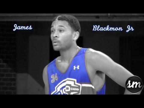 James Blackmon Jr. Highlights @ NBPA Top 100 Camp [ESPN #25 c/o 2014]