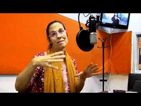 Daksha, cocina vegetariana, en 168 Horas Radio - Tercera Parte