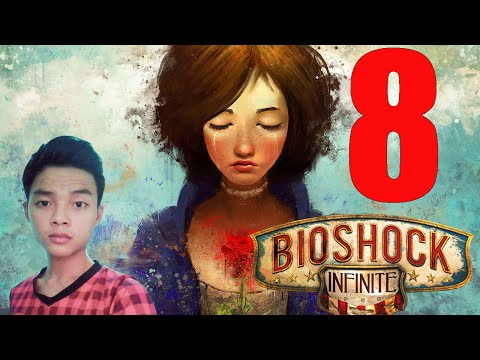 Vũ Liz Bioshock Infinite #8: Bà Cụ Elizabeth ???