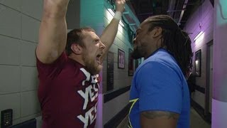 Daniel Bryan renames the LeBell lock the 'Yes!' Lock